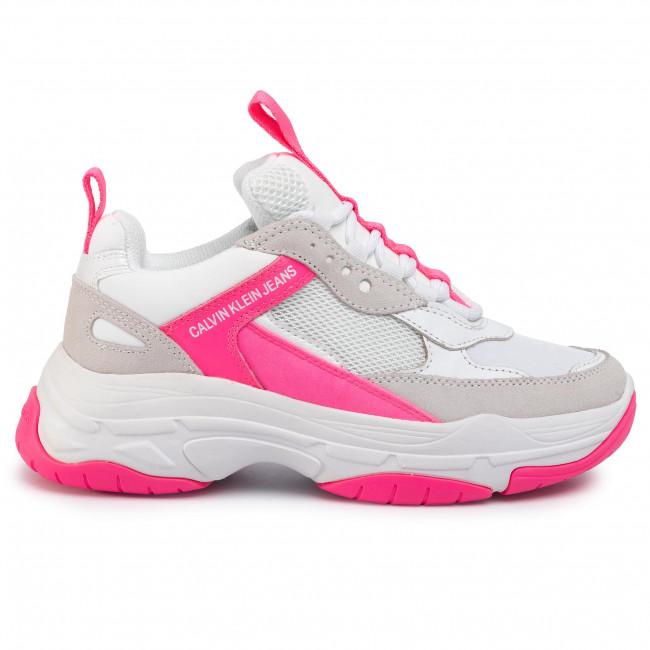 pink calvin klein shoes