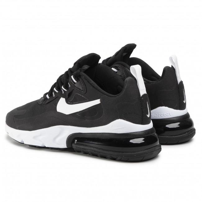 Nike Air Max 270 React Black Grey White