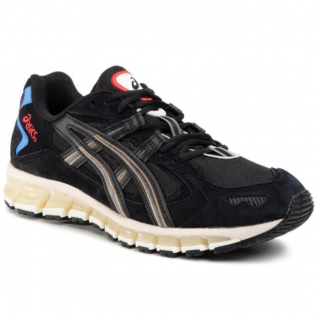 Sneakers ASICS - Gel-Kayano 5 360 1021A160  Black/Black 001