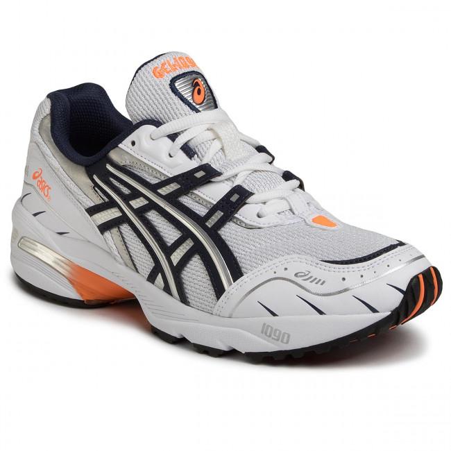 Sneakers ASICS Gel 1090 1021A275 WhiteMidnight 100