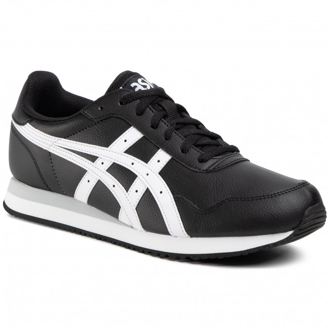 Shoes ASICS Tiger Runner 1191A301 BlackWhite 001