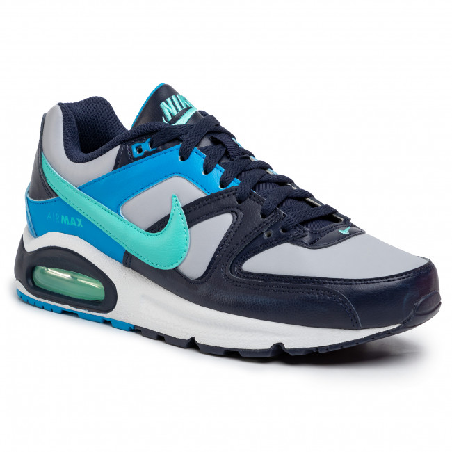 Ministerio Viscoso Sobrevivir  Shoes NIKE - Air Max Command 629993 050 Wolf Grey/Aurora Green - Sneakers -  Low shoes - Men's shoes | efootwear.eu