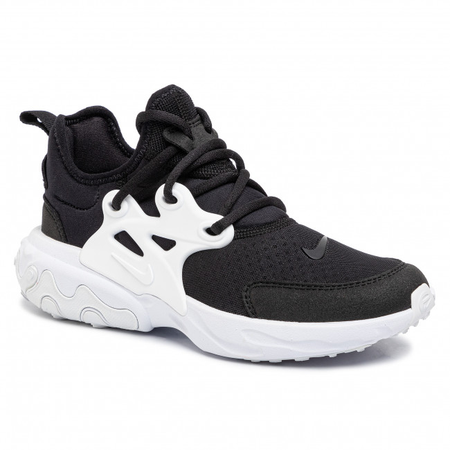 Energizar Religioso Ashley Furman  Shoes NIKE - React Presto (Gs) BQ4002 001 Black/White - Sneakers - Low  shoes - Women's shoes | efootwear.eu