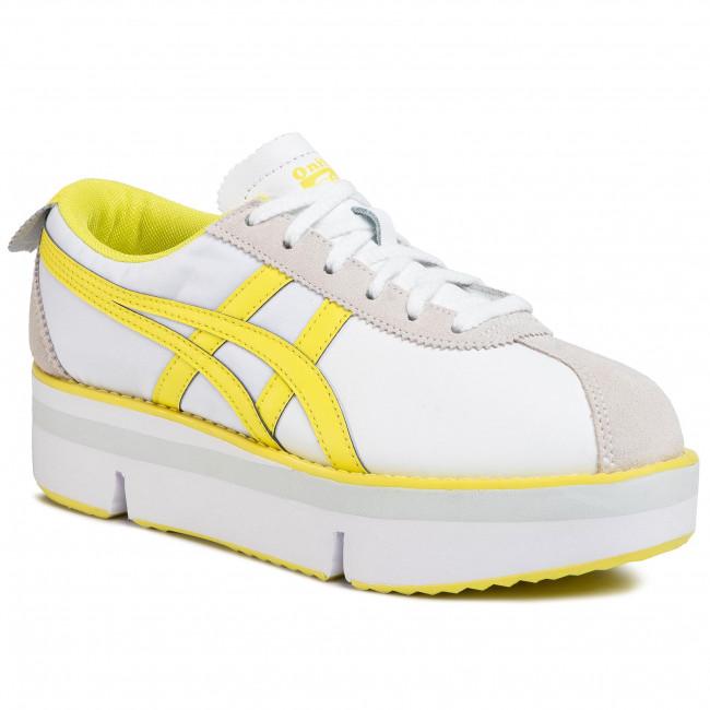 Sneakers ONITSUKA TIGER Pokkuri Sneaker Pf 1182A127 WhiteSour Yuzu 105