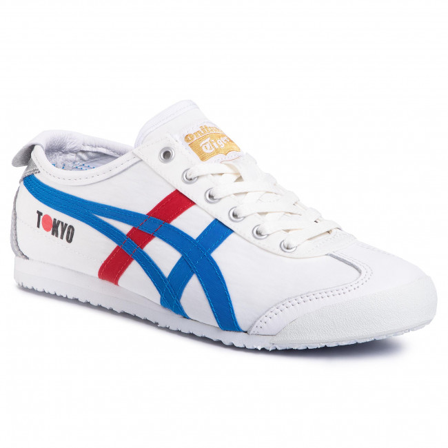 Sneakers ONITSUKA TIGER Mexico 66 1183A730 WhiteDirectoire Blue 100