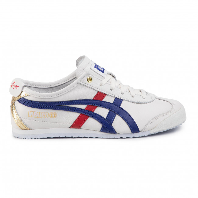 Sneakers ONITSUKA TIGER - Mexico 66 D507L White/Dark Blue 0152