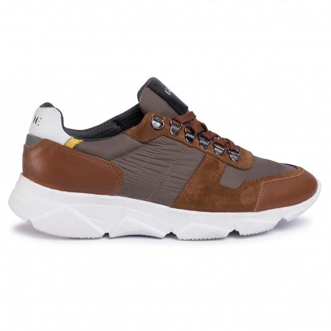 Sneakers GOE - FF1N3021 Brown - Sneakers - Low shoes - Men's shoes