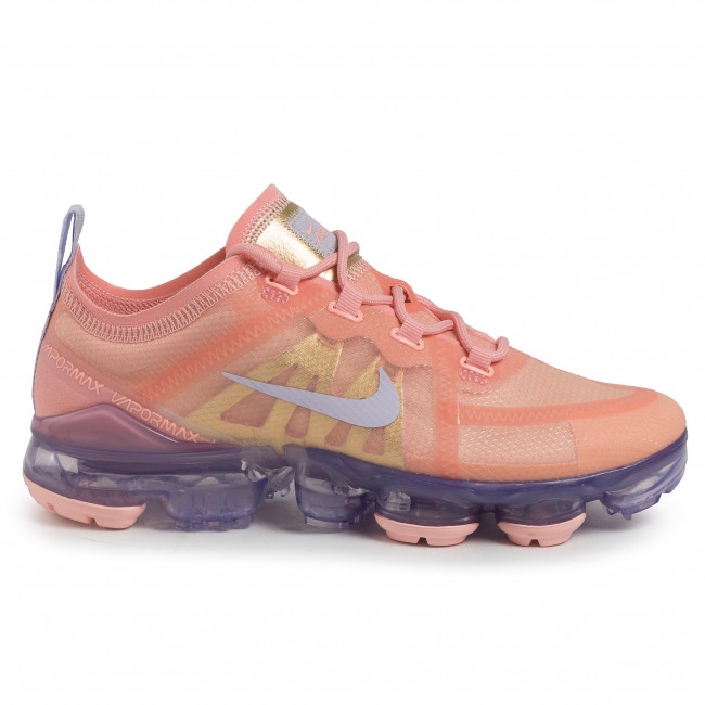 Schuhe NIKE Air Vapormax 2019 AR6632 603 Bleached CoralAmethyst Tint