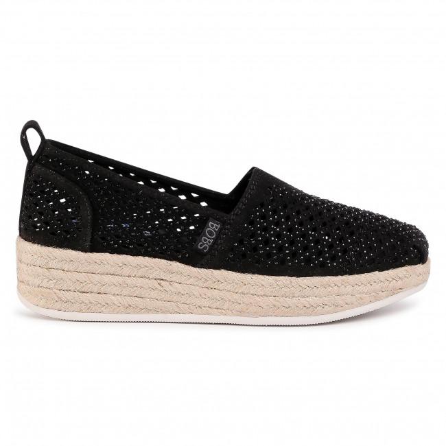 Inscribirse frecuentemente Enriquecer  Espadrilles SKECHERS - BOBS Highlights 2.0 113076/BBK Black - Espadrilles -  Low shoes - Women's shoes | efootwear.eu
