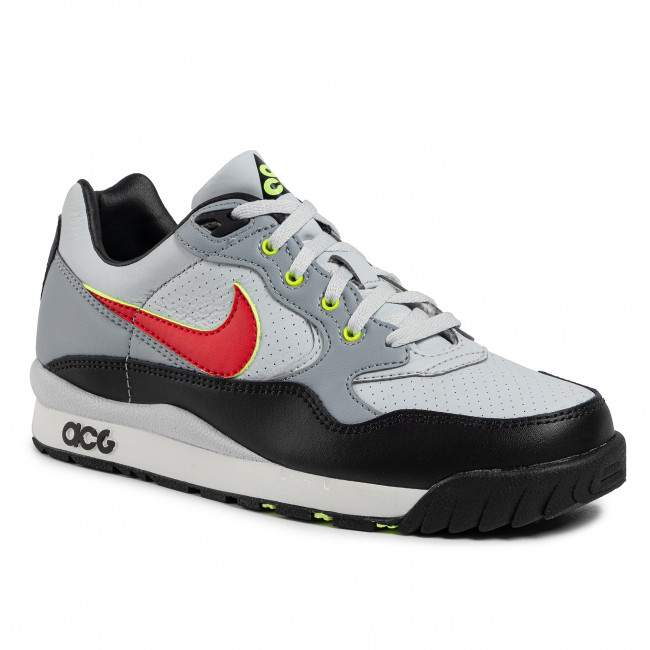 Soviético Finalmente muerto  Shoes NIKE - Air Wildwood Acg AO3116 001 Pure Platinum/Comet Red - Sneakers  - Low shoes - Women's shoes | efootwear.eu