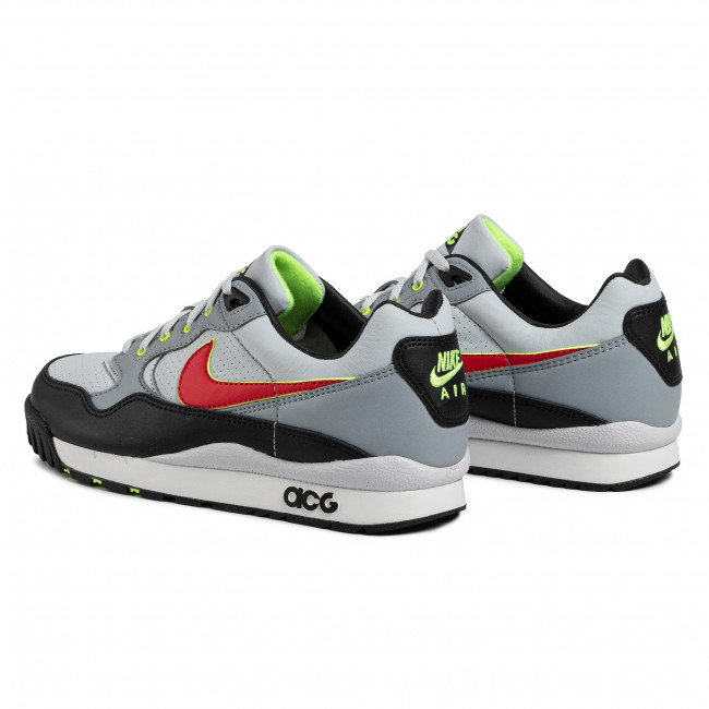 Shoes NIKE - Air Wildwood Acg AO3116 001 Pure Platinum/Comet Red - Sneakers - Low shoes - Women's shoes