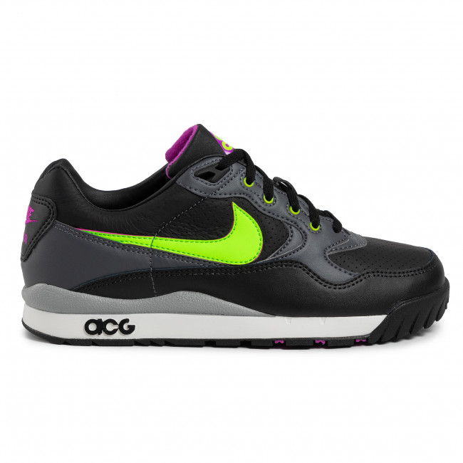 amplio Adelante industria  Shoes NIKE - Air Wildwood Acg AO3116 002 Black/Electric Green - Sneakers -  Low shoes - Women's shoes | efootwear.eu