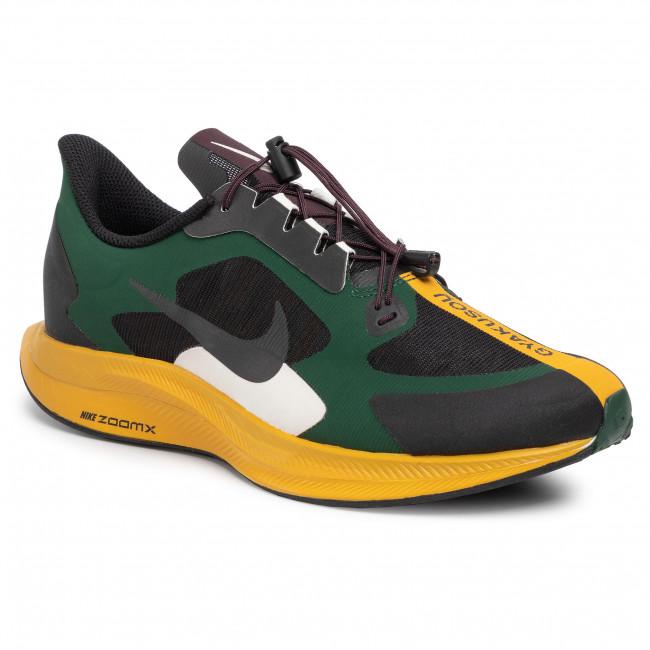 Shoes NIKE Zoom Pegasus 35 Turbo Gyakusou BQ0579 300 FirBlackGold Dart