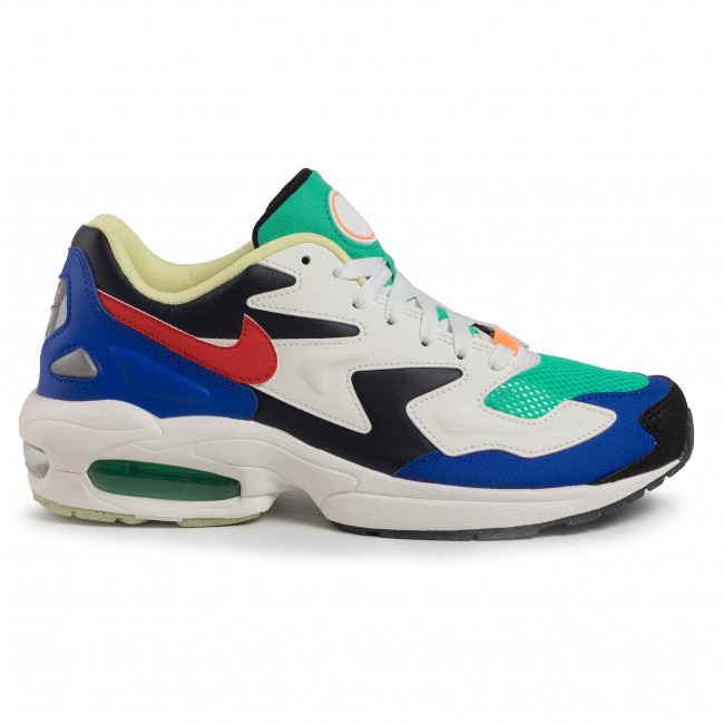 Shoes NIKE - Air Max2 Light Sp BV1359 400 Dark Obsidian/Sal/Racer Blue - Sneakers - Low shoes - Men's shoes