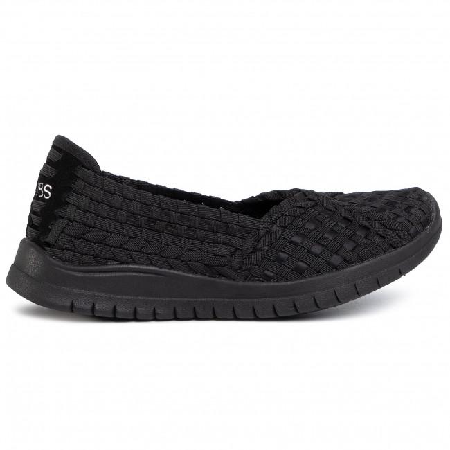 SKECHERS 31860BBK Pureflex3 Wonderlove Damen Sneaker