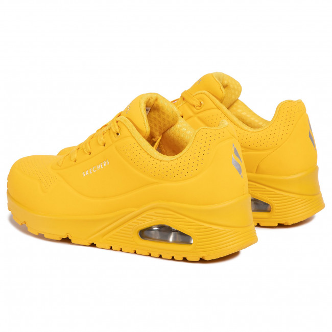 Sneakers SKECHERS Uno Stand On Air 73690YEL Yellow oYgk8