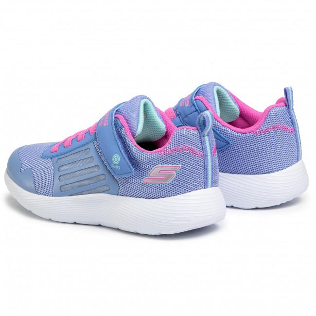 Sneakers SKECHERS Dyna Lights 20268LBLNP BlueNeon Pink