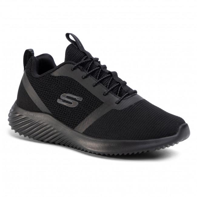 ajedrez Independiente Maduro  Shoes SKECHERS - Bounder 52504/BBK Black - Fitness - Sports shoes - Men's  shoes   efootwear.eu