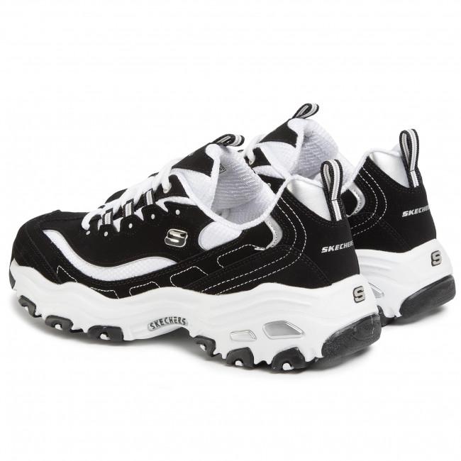 Sneakers SKECHERS - D'lites 52675/BKW