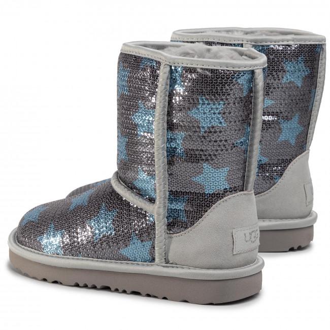 classic short ii sequin boot