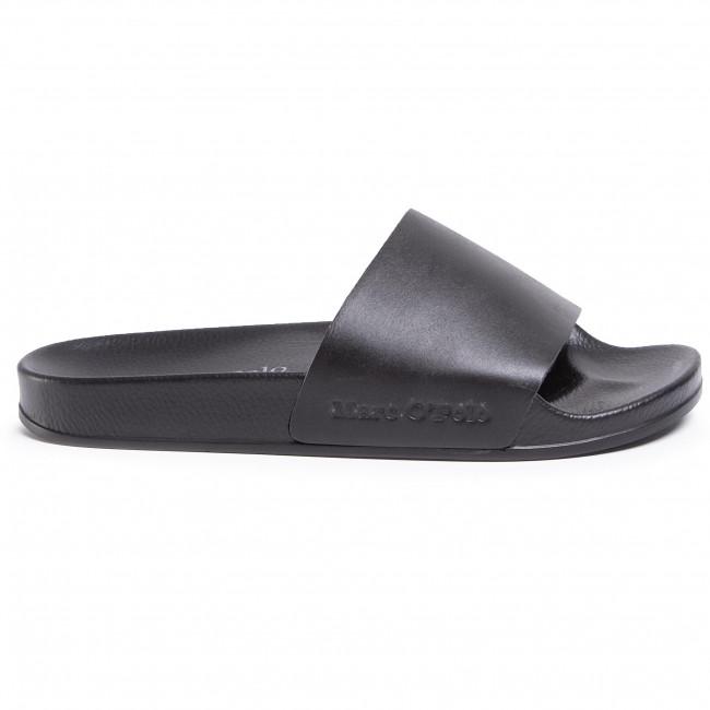 Slides Marc O'polo - 003 25591001 100 Black 990 Clogs And Mules Sandals Men's Shoes