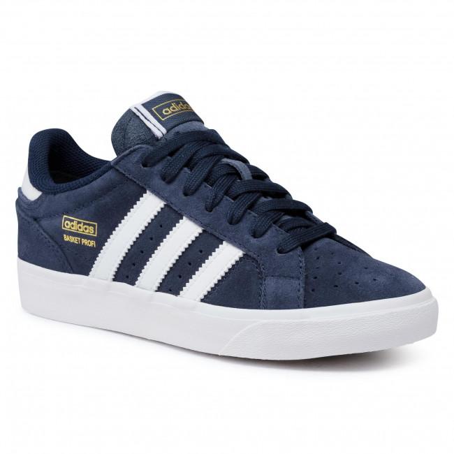Footwear adidas - Basket Profi Lo FX3074 Conavy/Ftwwht/Goldmt