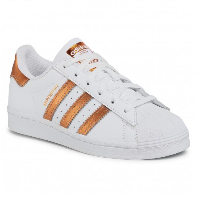 Footwear adidas - Superstar W FX7484 Ftwwht/Coppmt/Cblack