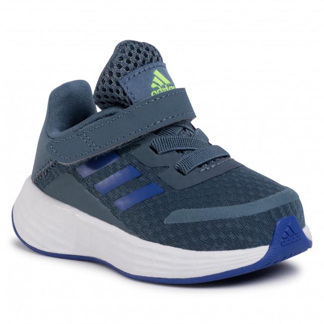 Licuar Enajenar Periodo perioperatorio  Footwear adidas - Duramo Sl I FX7316 Green - Velcro - Low shoes - Boy -  Kids' shoes | efootwear.eu