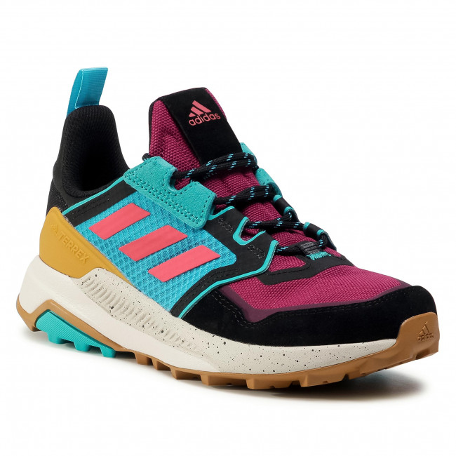 Footwear adidas - Terrex Trailmaker Blue W FU7248 Power Berry/Power Pink/Core Black