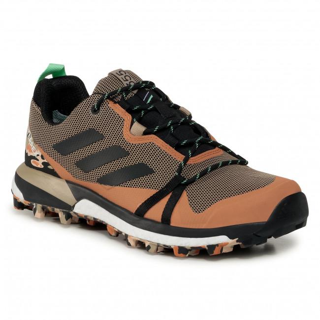 Footwear adidas - Terrex Skychester Lt Gtx GORE-TEX FV6827 Hemp/Core Black/Glory Mint