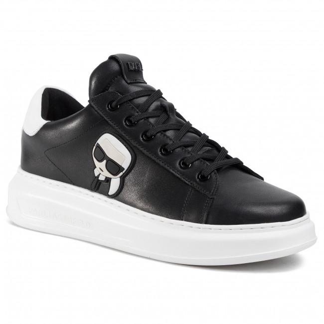 Sneakers KARL LAGERFELD KL52530 Black Lthr