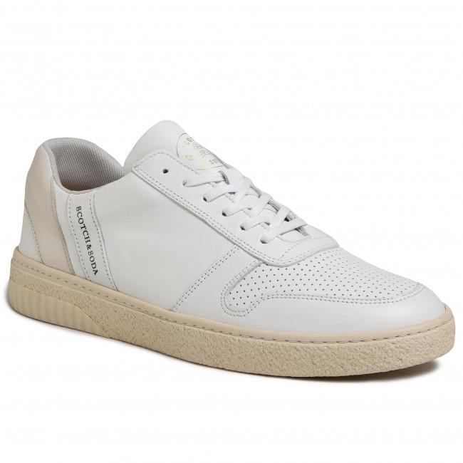 Sneakers SCOTCH & SODA - Brilliant 20831641  White S29