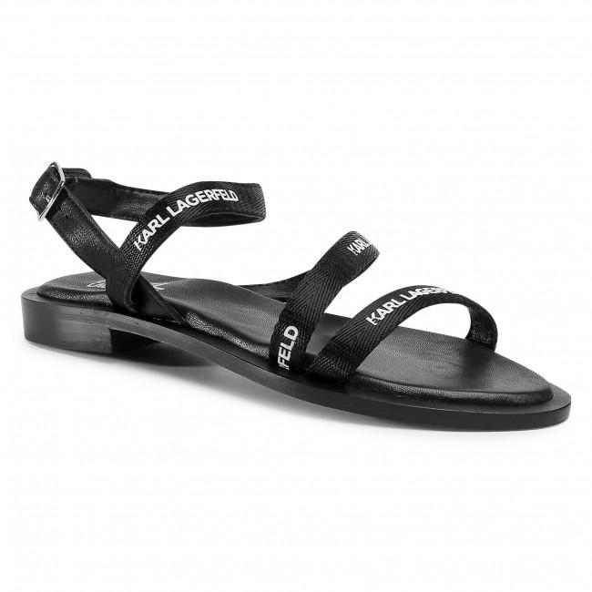 Sandals KARL LAGERFELD - KL81235 Black