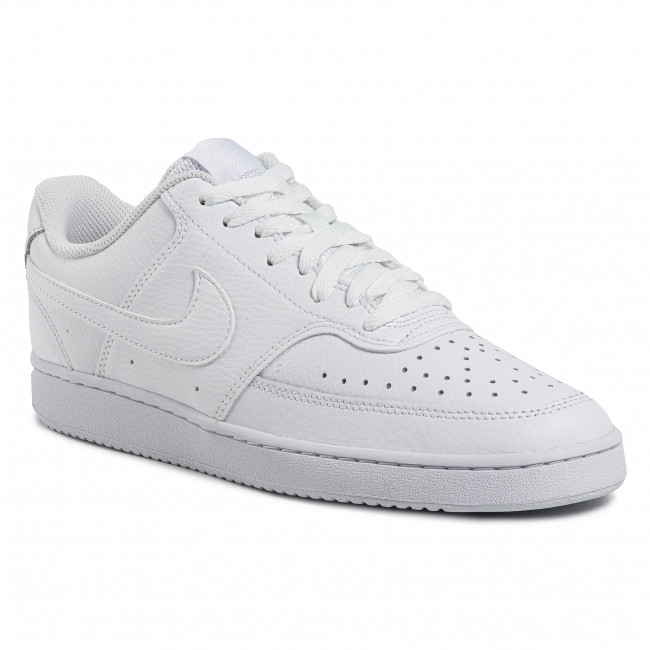 Shoes NIKE Court Vision Lo CD5463 100 WhiteWhiteWhite