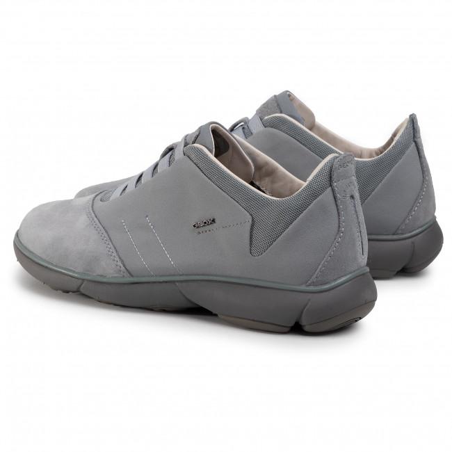 Shoes GEOX U Nebula B U52D7B 01122 C4051 Lt Jeans