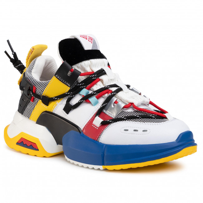Sneakers BIG STAR - FF274A559A  Multicolor