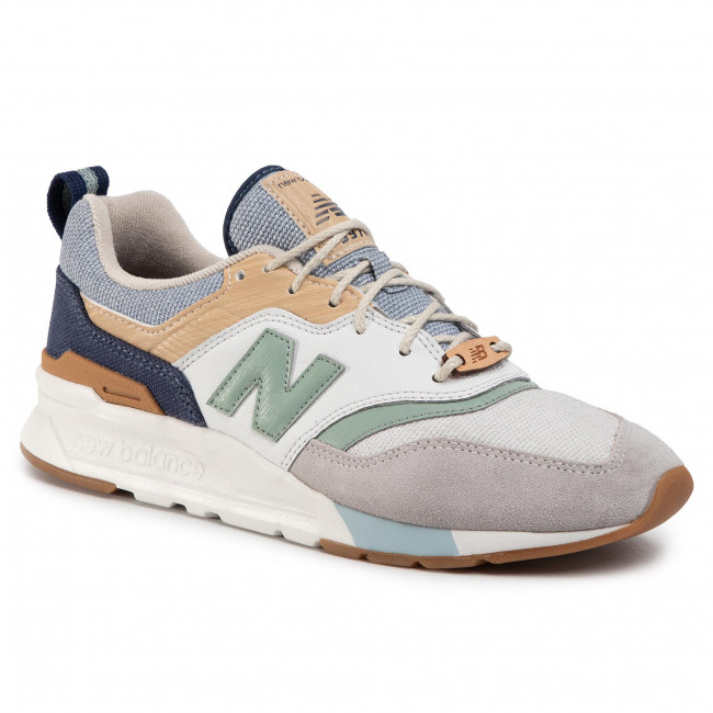 Sneakers NEW BALANCE - CM997HAM Colourful Grey