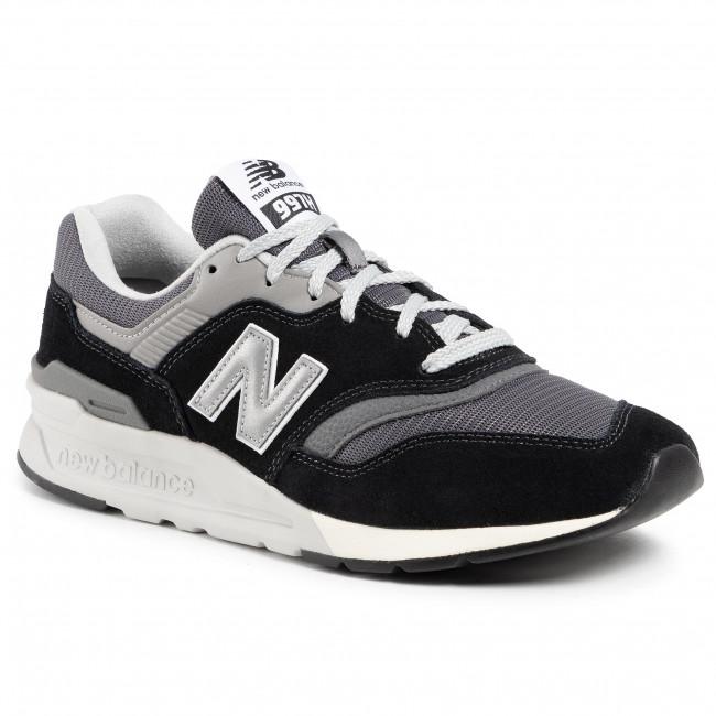 Sneakers NEW BALANCE - CM997HBK Black