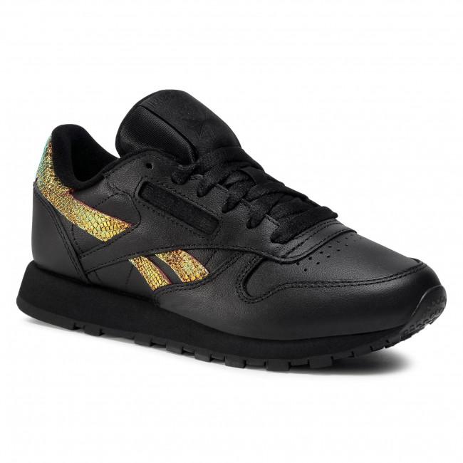 Footwear Reebok - Cl Lthr FW6164 Black/Black/Black