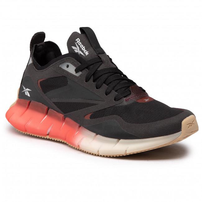 Footwear Reebok - Zig Kinetica Horizon FW6266 Black/Maroon/Utibei