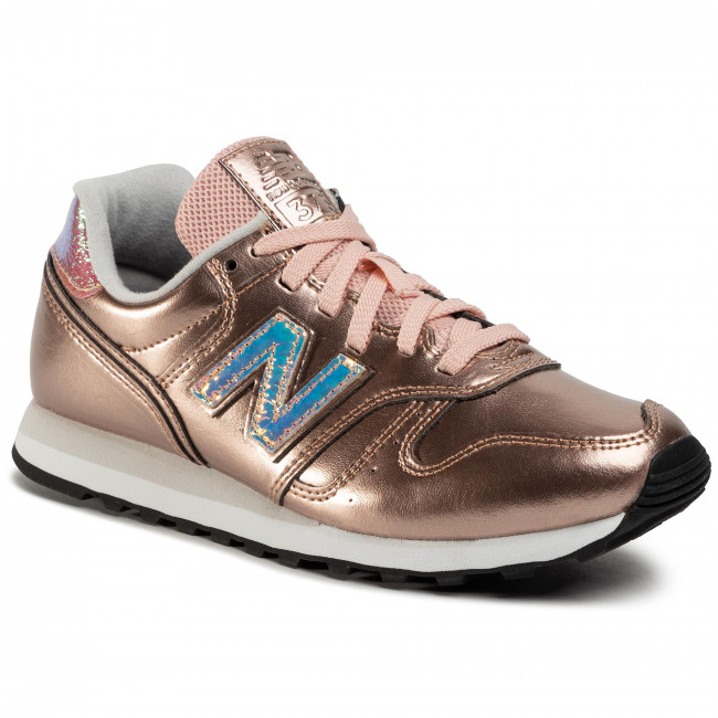 Sneakers NEW BALANCE - WL373GA2 Gold