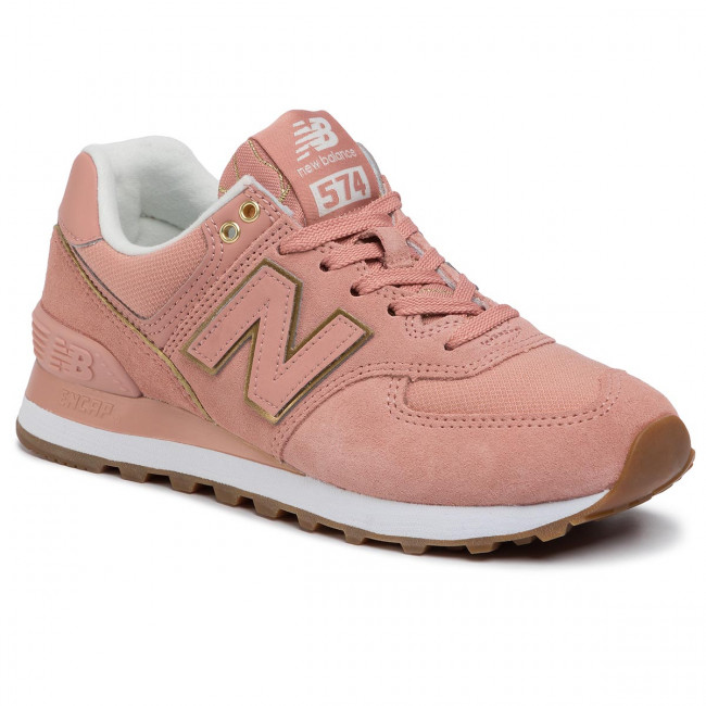 semáforo Estado Luminancia  Sneakers NEW BALANCE - WL574SOB Pink - Sneakers - Low shoes - Women's shoes  | efootwear.eu