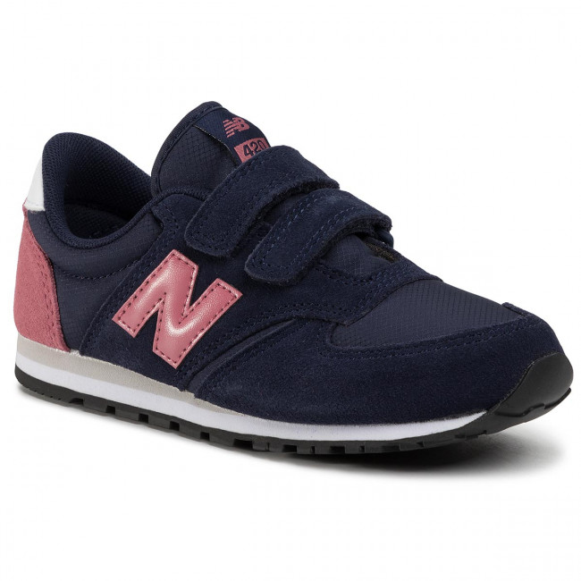 Sneakers NEW BALANCE - YV420YP Navy