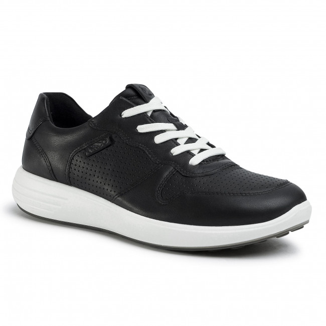 ecco black sneakers
