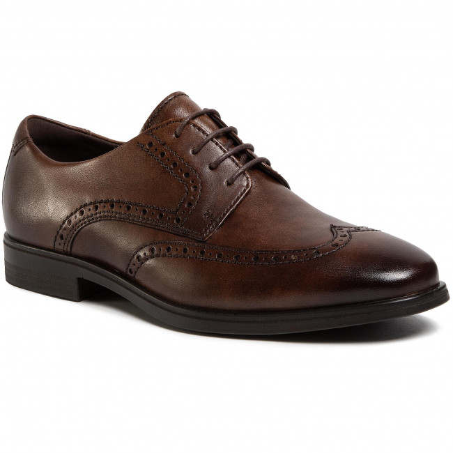 Shoes ECCO - Melbourne 62166401482 Cocoa Brown