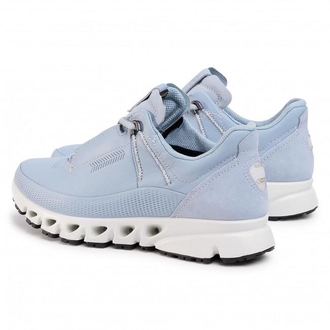 Trekker Boots Ecco Multi Vent W Gore Tex 88012301434 Dusty Blue Trekker Boots Sports Shoes Women S Shoes Efootwear Eu