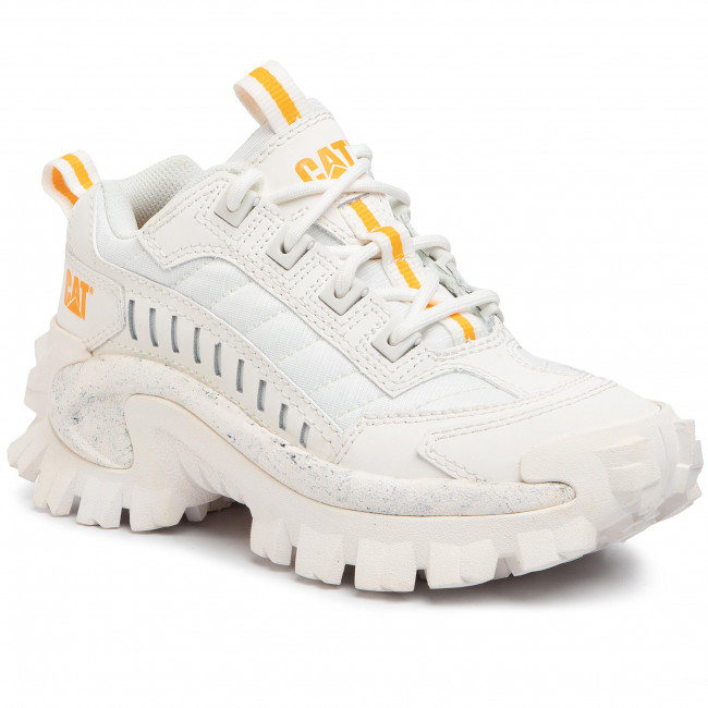 cat intruder shoes white