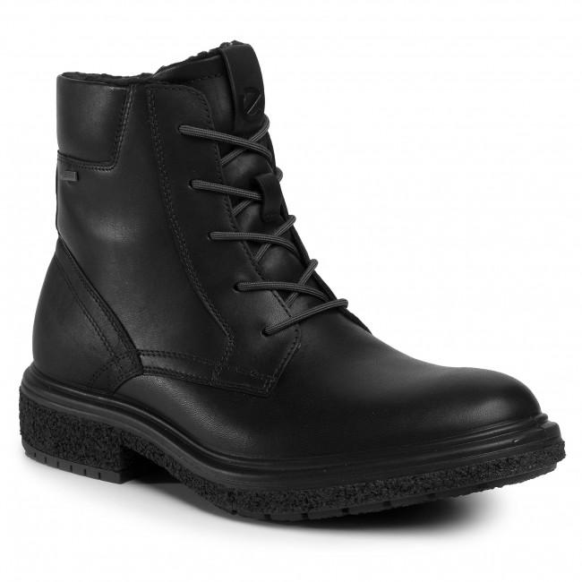 Knee High Boots ECCO - GORE-TEX Crepetray Hybrid M 20099401001  Black