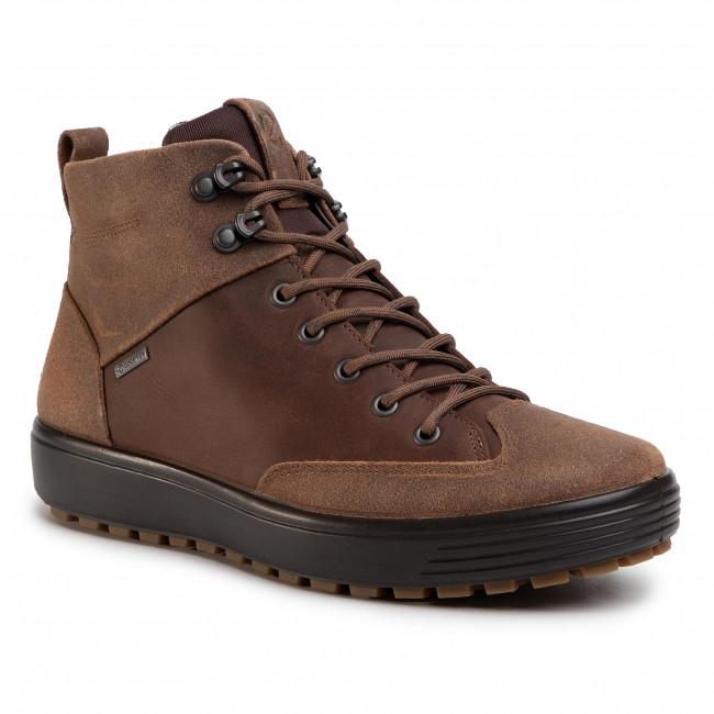 Boots ECCO Soft 7 Tred M GORE TEX 45011455778 Cocoa BrownCocoa Brown
