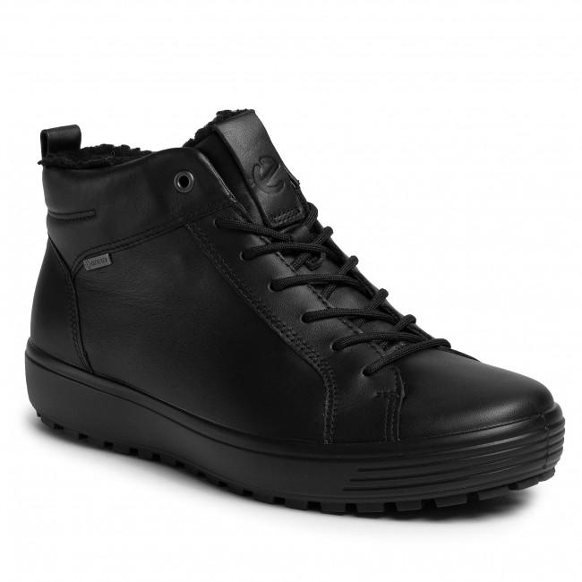 Boots ECCO - Soft 7 Tred M GORE-TEX 45030401001 Black